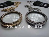 wholesale vintage jewelry - Retail amp Vintage Quality Monocle Magnifier Magnifying glasses Necklace retro vintage antique jewelry