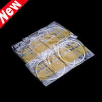 Wholesale New Aeeivel Classic Acoustic Guitar Strings Nylon Silver Plating Desgin Guitar Accessories Retail I512