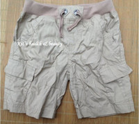 Wholesale fashion pants Infant shorts urban clothing toddler girl and boy casual pants trousers