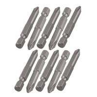 Wholesale 10 Magnetic Crosshead PH2 Screwdriver Power Driver Bits