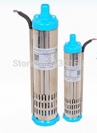 Wholesale DC Brushless Solar Water Pump new DC v v m3 h solar submersible water pump PV Pumping System solar fountain pumps