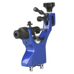 Wholesale Blue Rotary Motor Tattoo Machine Gun for Shader Liner Supply