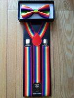 Cheap suspender bow Best rain bow