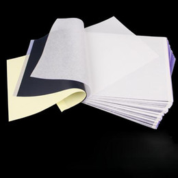 Wholesale 100 Sheet Tattoo Thermal Stencil Copier Transfer Paper pro