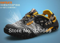 Wholesale creek shoes male speed interference water shoes breathable mountaineering shoes outdoor fishing shoes