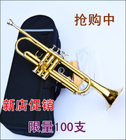 Wholesale new professional trumpet E G series