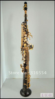 Wholesale straight soprano saxophone with high quality and best service