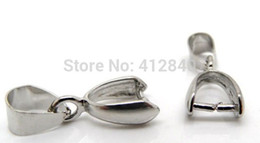 2015 New Special Offer Clasps & Hooks Metal Wall Hook Wall Hanger Perchero Pared 500pcs Silver Tone Pinch Clip Bail Beads Findings 18x7mm
