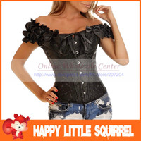 Cheap bustiers and corsets tops Best  bustier lace