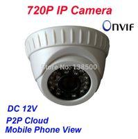 Wholesale MP P MM Lens IR Onvif Security Network outdoor indoor Dome IP Camera