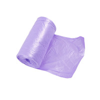 Wholesale Purple Home Family Rubbish Garbage Trash Bag Roll