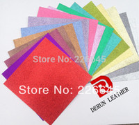 Wholesale 5 sheets glitter card stock GOLD CHRISTMAS glitter card stock x SCRAPBOOK PAPER CRAFTS RECOLLECTIONS