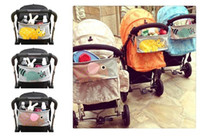 Wholesale 100 Polyester Baby Diaper Bags Stroller Organizer Newborn Nappy Bags Stroller Accessories Baby Pram Products By Storage Bag