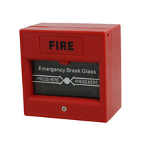 ac fire alarm - AC V DC V Resettable Manual Call Point Fire Alarm Pull Station