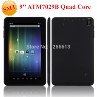 Wholesale Cheap quot quad core tablet pc android KitKat ATM B Quad Core tablets with Bluetooth HDMI inch tablets