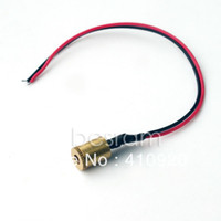 Wholesale Focusable VDC nm nm mW Infrared IR Laser Lazer Dot Diode Module x13mm