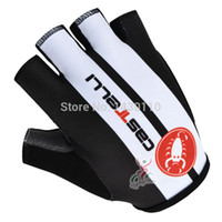 Wholesale 2014 CT Cycling Gloves racing TEAM gloves Bike bicycles gloves with Gel pads racing gloves