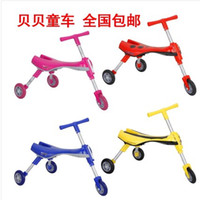 baby walker bike - Mantis car lieulieu car folding bike child baby tricycle bike scooter toy