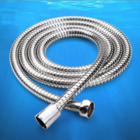 Wholesale Serpiform tube retractable riot water heater shower plumbing hose nozzle induction pipe meters