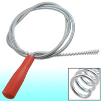 Wholesale Plastic Handle M Plunger Wire Closet Toilet Drain Cleaner Pipe