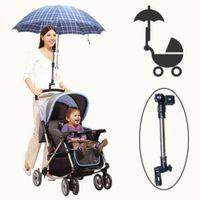 wheelchairs - Bicycle Pram Stroller Wheelchair Buggy Bike Umbrella Holder Connector