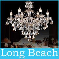 Wholesale Chandelier Light Modern crystal chandelier Light Chandelier Crystal light lighting Living room bedroom lamp