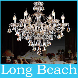 Wholesale-Chandelier Light Modern crystal chandelier Light Chandelier Crystal light lighting Living room bedroom lamp