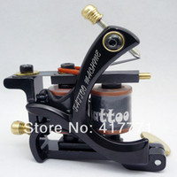 custom tattoo machines - New Design Handmade Custom Tattoo Machines Wrap Coils Tattoo Gun M031