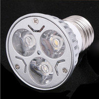 Cheap Super Bright 6W MR16 GU10 LED Bulbs Light 110V 220V Dimmable Led Spot lights 85-265v GU 10 LED cob lamp bulbs