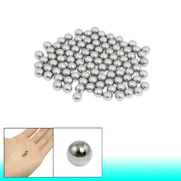 Wholesale 200 Carbon Steel Balls Bearings mm Inch for Bicycle Casters