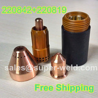 Wholesale 220842 Electrode Nozzle A per Plasma Consumable for A Plasma Cutting