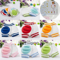 knee pads for kids - New Leg Warmers For Babies Toddlers New Safety Crawling Elbow Cushion Y Baby Infants Kids Knee Pads Protector