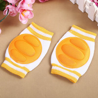 Wholesale Cheap and niceBaby Knee Pads Protector New Kneepad Kids Safety Crawling Elbow Cushion Infants Toddlers