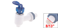 Wholesale Blue Hand Push Cooler Drink mm Exit Tap Faucet for Water Dispenser