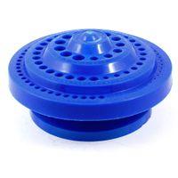 Wholesale Blue Hard Plastic Round Shape Design Drill Bit Storage Case