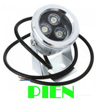 Wholesale V W LED Underwater lamps gardening Lawn Floodlight IP65 Waterproof Flood licht outdoor fish lights blue green