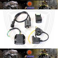 Wholesale Hot sell CDI Voltage regulator Ignition coil Relay Kit for cc cc ATVs Dirt Bike