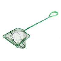 Wholesale Green Inch x Inch Mesh Nylon Goldfish Fish Net for Aquarium Fish Tank