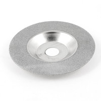 Wholesale Silver Tone quot OD mm Height Diamond Grinding Wheel Cutter