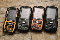 dual sim phones gsm cdma - New cheap discovery A12 Cell phones Outdoor Waterproof not smart phone Dual Sim big battery cool GSM CDMA phone multi language cell phones