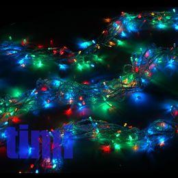 Wholesale Christmas M LED X mas Fair Multi color Lights V Australia Plug Outdoor Decorating