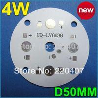 Wholesale mm LED PCB W LED heat sink LED aluminium base plate DIY For W high power lamp lighting