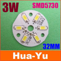 aluminium base pcb - W mm PCB with installed LED aluminium base plate white color high power LED beads radiator