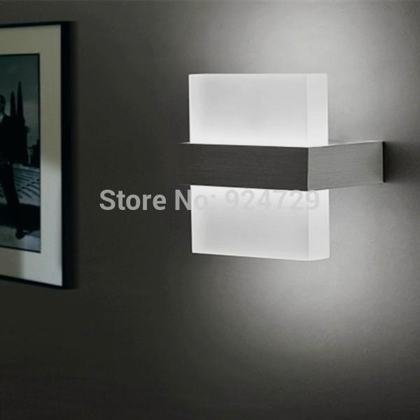 Wholesale 6w Illuminate Decorative Light For Hotel Led Indoor Lighting For Home Modern Wall Lamps Bedroom