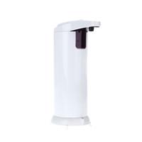 liquid soap - Soap Dispenser Automatic IR Sensor Stainless Steel Liquid Hand Free Sanitizer ML Bathroom Accessories H12596