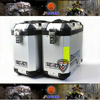 Wholesale 36L New Model Motorcycle Cargo Box Motorcycle Luggage Box Motorcycle Box for Motorbike