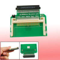 cf to ide adapter - IDE Pin Male to CF Compact Flash Female Adapter Adaptor