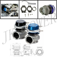 Wholesale 40MM psi Blue External Wastegate Turbo Wastegate Universal turbo waste gate Suitable For All Turbocharged Vehicles