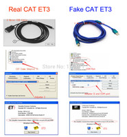 317-7485 - High Quality Real CAT ET3 Adapter III P N Diagnostic tools with ET A sis version software