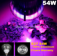 Wholesale E27 Par led grow light W for horticulture led grow lighting dropshipping
